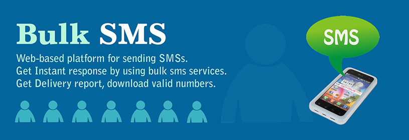 Bulk SMS Provider in Bangalore